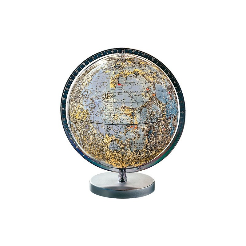Globe Lunaire lumineux Columbus