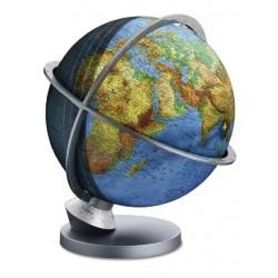 Globe jour et nuit : globe technique Duplex