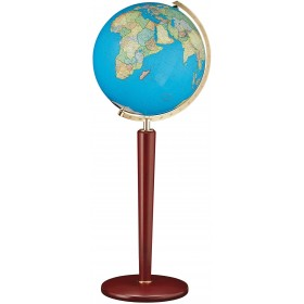 Globe terrestre cristal Duo Ø 51 cm