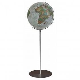 Globe terrestre Duo Alba Ø40 cm avec pied en métal