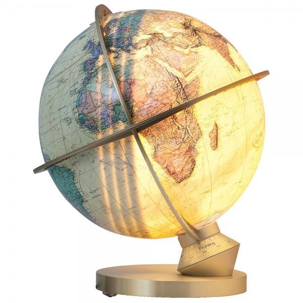 Globe terrestre Royal Jour/Nuit interactif