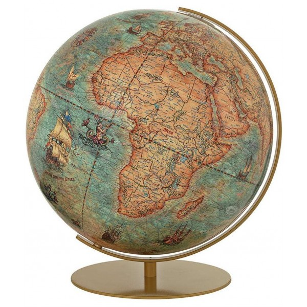 Globe Terrestre Impérial (Vintage)