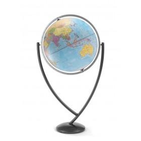 Globe terrestre Colombo sur pied