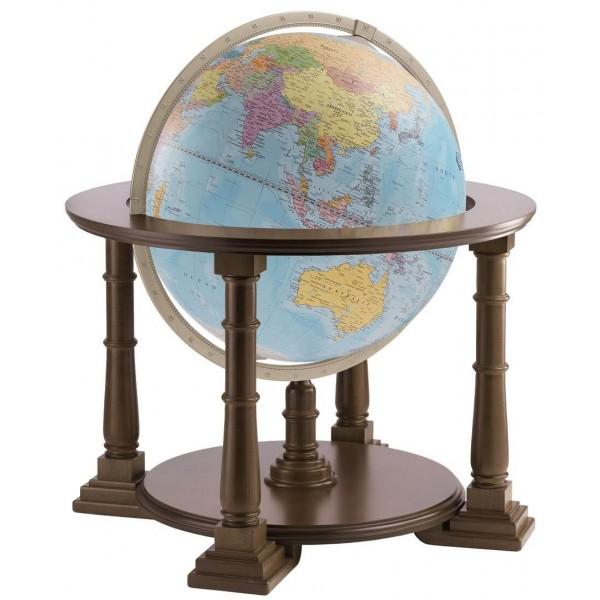 Globe terrestre déco Mercatore