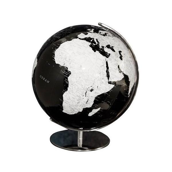Globe Artline noir Swarovski de 34 cm de Columbus
