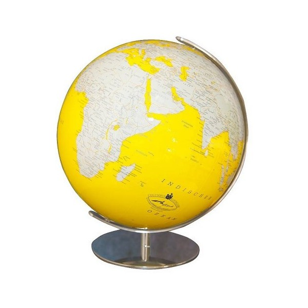 Globe Columbus lumineux jaune Artline