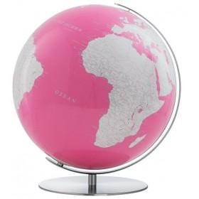 Globe lumineux rose Ø 40 cm - gamme Artline