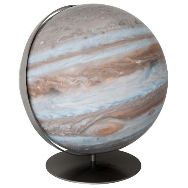Globe Jupiter lumineux Columbus Ø 40 cm