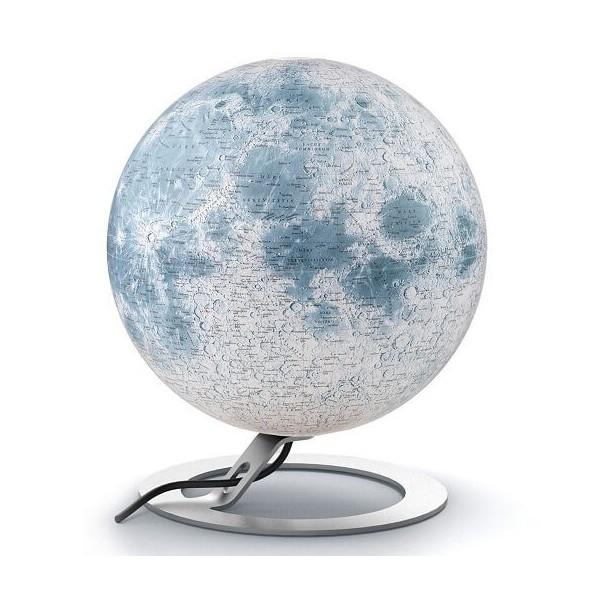 Globe Lune lumineux Ø 30 cm
