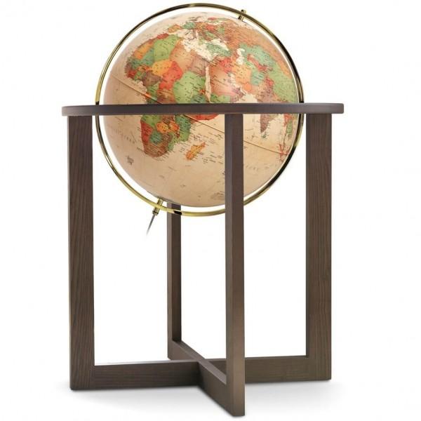 Globe Cross Antique lumineux Ø 50 cm