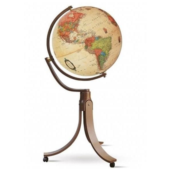 Globe Emily Antique lumineux Ø 50 cm