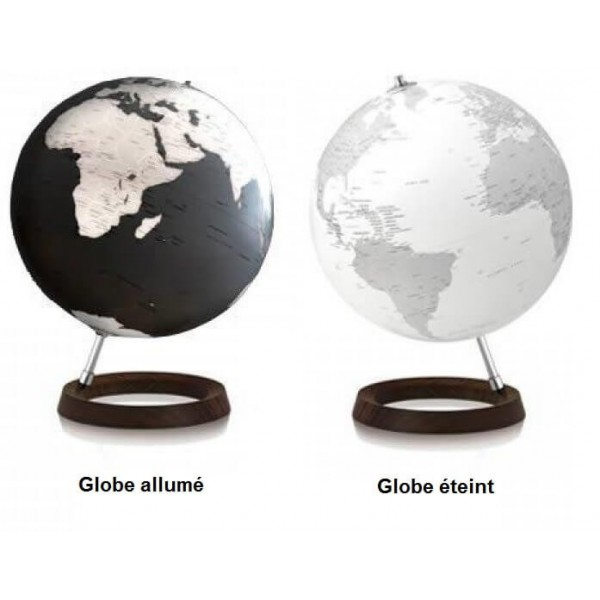 Globe Full Circle lumineux