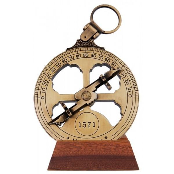 Astrolabe nautique