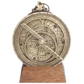 Astrolabe planisphérique Ø10 cm
