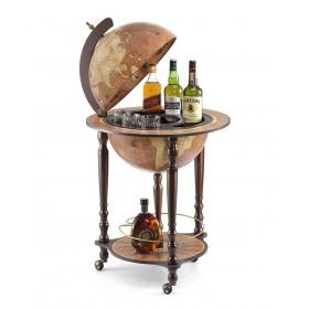 Globe bar Zoffoli Da Vinci