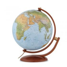 Globe terrestre relief Ø 30 cm