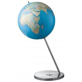 Grand globe terrestre Magnum Duo Ø 60cm - luxe