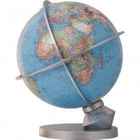 Globe terrestre Duo jour et nuit Ø30 cm