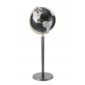 Globe terrestre Vasco Da Gama Noir Ø40 cm