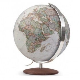 Globe terrestre fusion Ø 30 cm