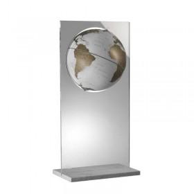 Globe terrestre design Artico White Ø40 cm