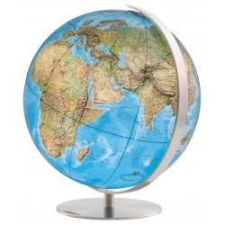 Globe terrestre Duo interactif avec pied en métal Ø34cm