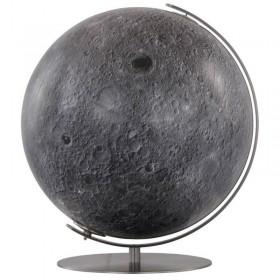 Globe lunaire lumineux Ø34 cm Columbus