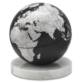 Petit globe terrestre Stone