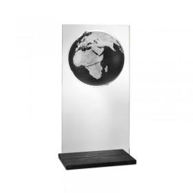 Globe terrestre design Artico Black Ø40 cm