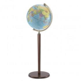 Globe terrestre Vasco Da Gama gris Ø40 cm