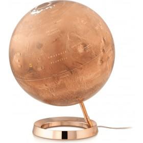 Globe Mars lumineux Ø 30 cm