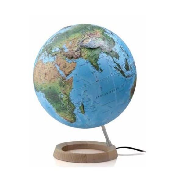 Globe relief Ø 30 cm