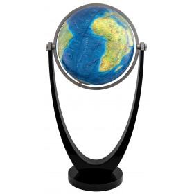 Globe terrestre Ø51 cm Duo Azzurro cristal