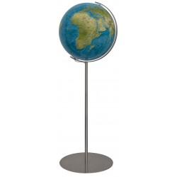 Globe Terrestre Duorama 40 cm avec pied en métal 118 cm