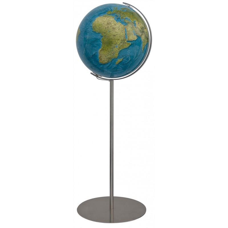 globe terrestre duorama 40 cm avec pied en m tal 118 cm vente en. Black Bedroom Furniture Sets. Home Design Ideas