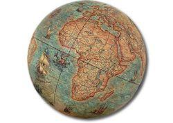 Mappemonde Impériale Columbus