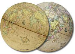Mappemonde Renaissance Columbus